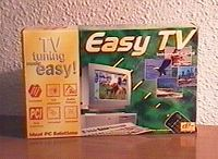 Fotografía de la caja de la Best Buy Easy TV
